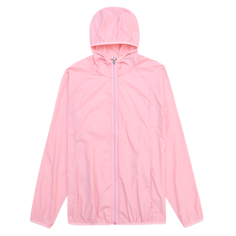 防晒衣女2020夏季长袖宽松百搭短款连帽外套轻薄透气沙滩防晒服潮