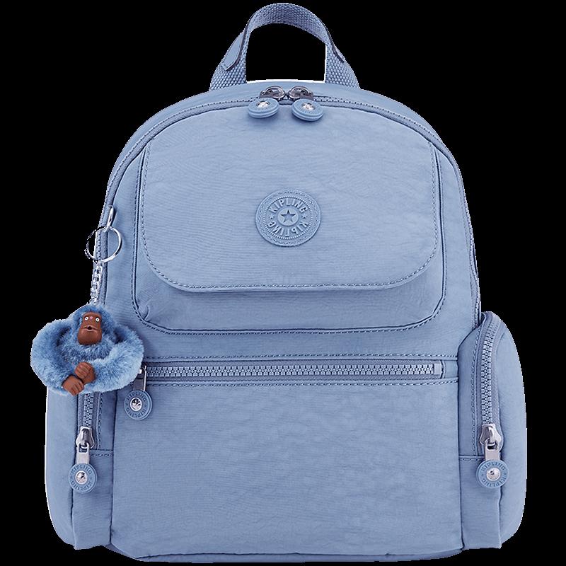 kipling男女大容量包电脑包时尚潮流简约书包旅行双肩包|WINTON
