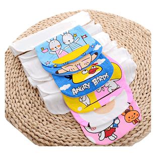 宝宝纱布婴儿垫纯棉幼儿园吸汗巾