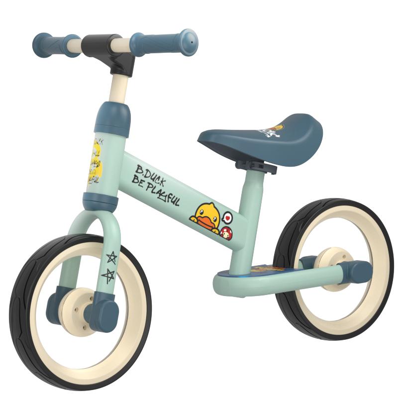 脚踏自滑行车1-3-6岁小孩车平衡车