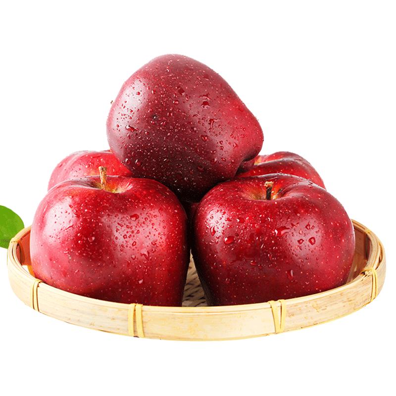甘肃天水花牛苹果8.5斤