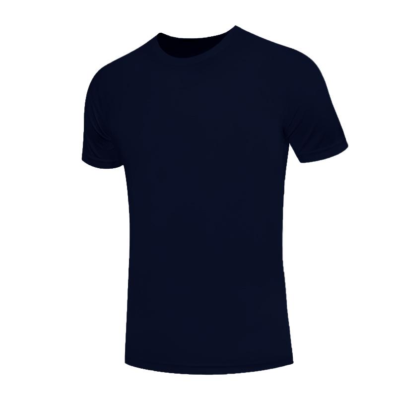 徒步户外运动健身套装男士短袖T恤夏季速干衣网眼跑步透气两件套