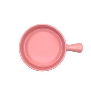 烤箱焗飯碗陶瓷水果沙拉碗烘焙單柄烤盤日式家用早餐碗盤擺拍盤子