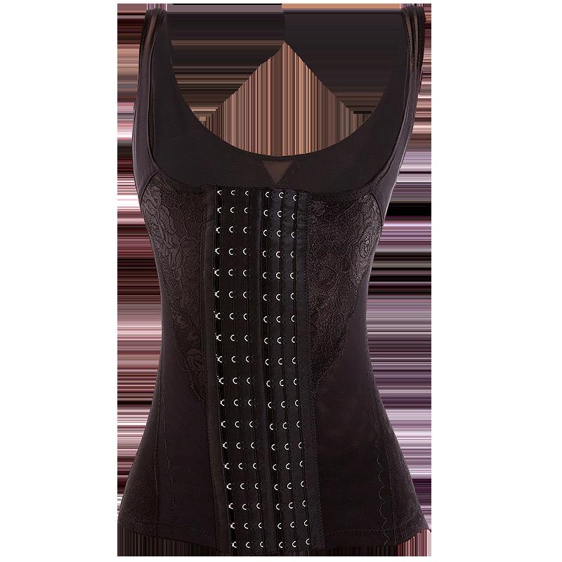 塑身衣女收腹带束腰燃美体无痕背心束腹收胃瘦身脂减肚子产后塑型