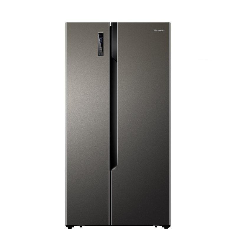 【急速发货】海信BCD-650WFK1DPUQ对开双开门电冰箱变频一级能效