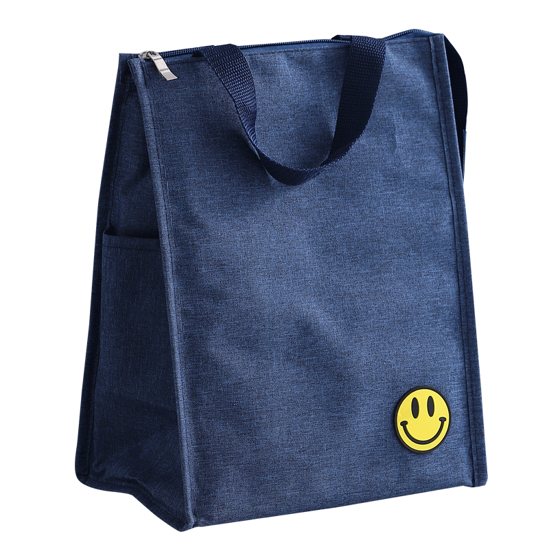 饭盒袋子手提袋铝箔加厚上班族带饭包便当盒保温袋大容量装饭盒袋