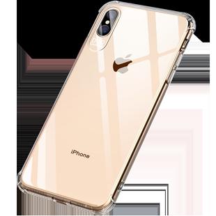 苹果x透明硅胶11pro max手机壳