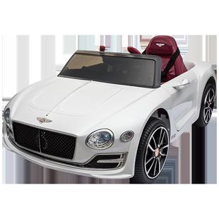 賓利兒童電動車四輪搖擺車寶寶遙控車嬰幼兒小孩玩具車可坐人汽車