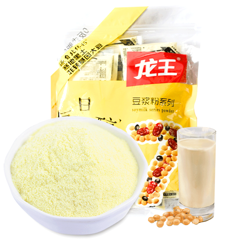 龙王非转基因豆浆粉30g*16袋