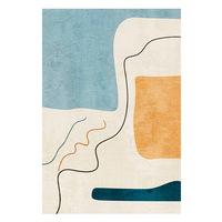 地毯客厅沙发茶几垫轻奢高级床边地毯卧室ins家用整铺地毯大面积