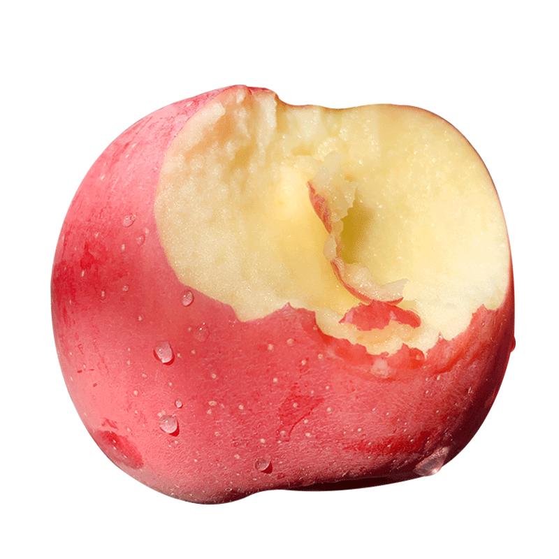 陕西洛川苹果水果新鲜应当季孕妇吃脆甜大红富士10斤整箱批丑糖心