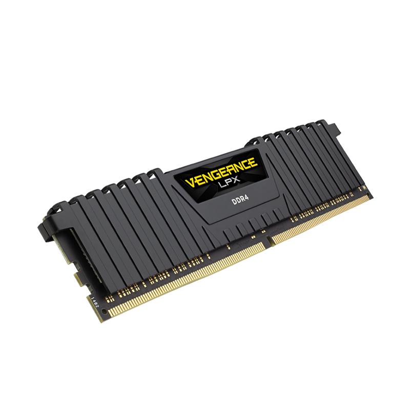 海盗船内存条复仇者LPX DDR4 8G 2400 3000 3200台式电脑主机内存