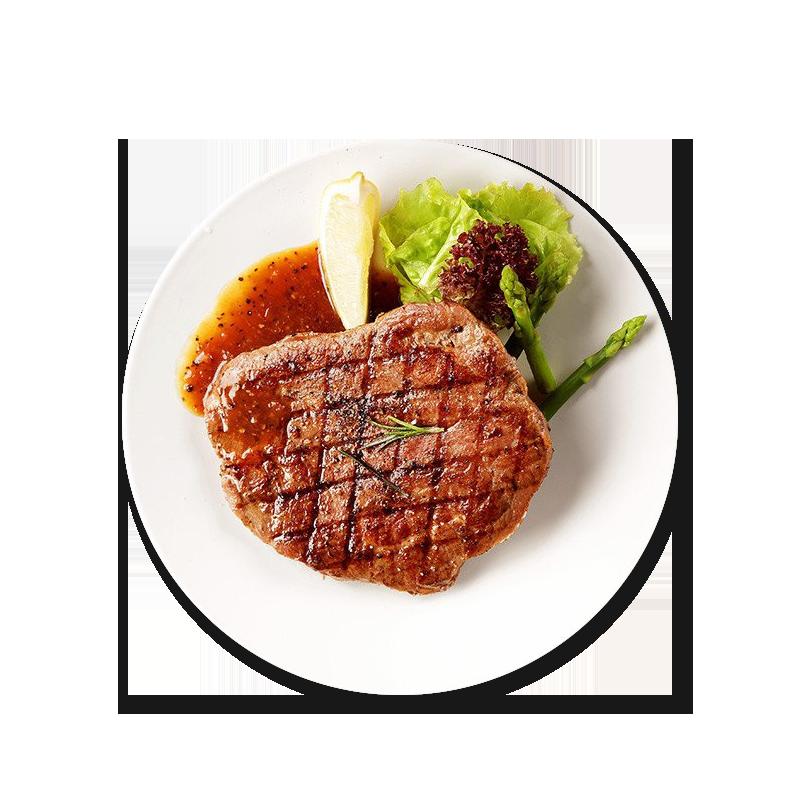 【双11预售】澳洲原肉整切牛排套餐