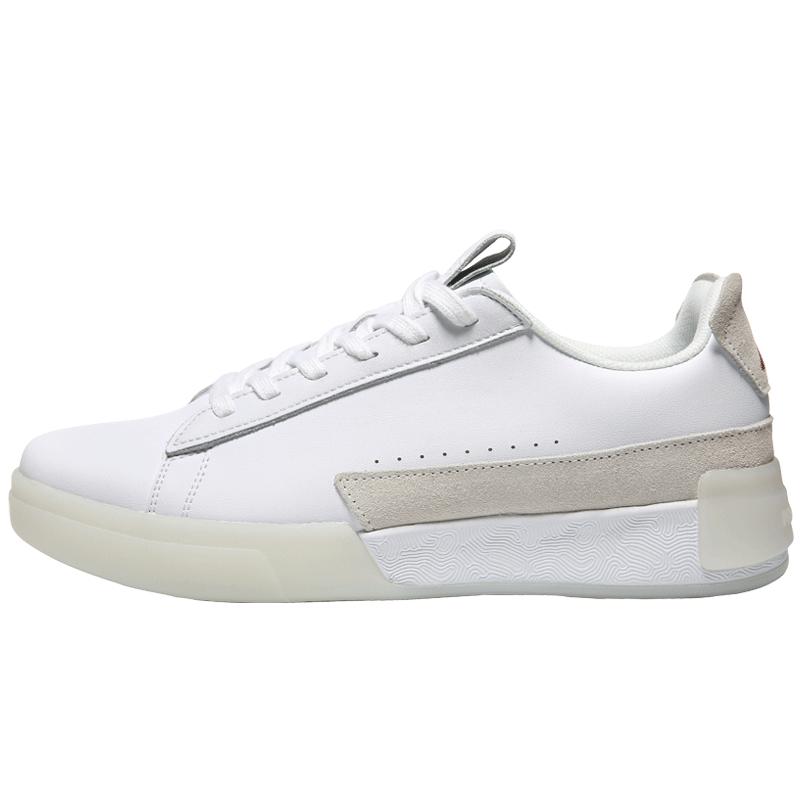 【匹克】态极时尚休闲小白鞋