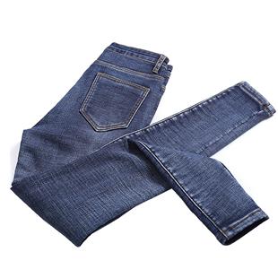 小脚韩版修身显瘦女生九分裤牛仔裤可在爱乐优品网领取20元淘宝优惠券