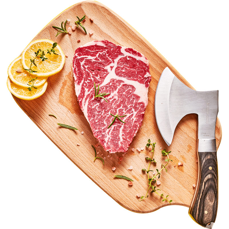 【第二件40】小牛凯西原肉整切牛排