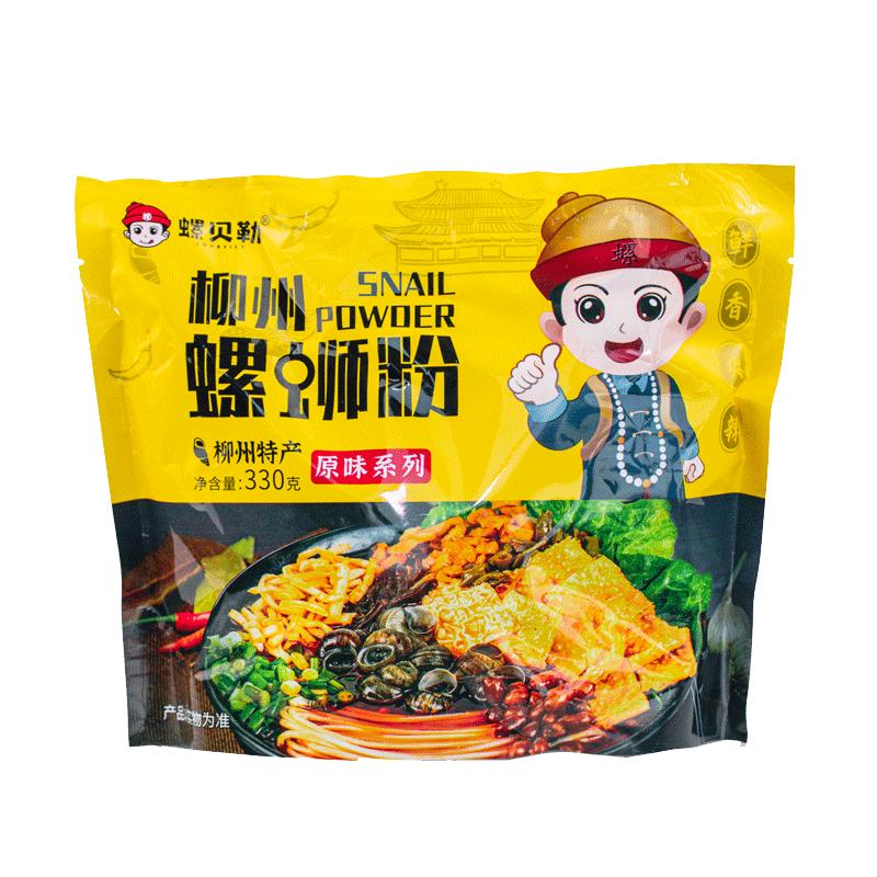 螺贝勒柳州正宗螺蛳粉330g5袋