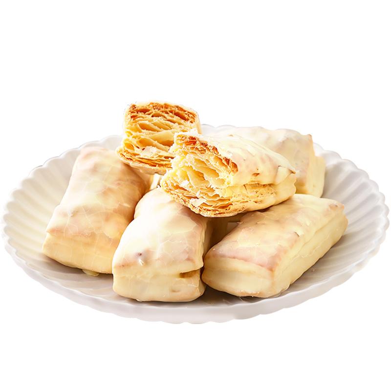 一封情酥南京特产榛子中山陵酥脆饼
