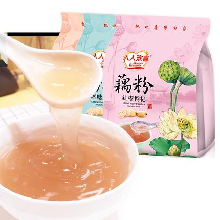 早餐小袋装660g即食杭州西湖藕粉