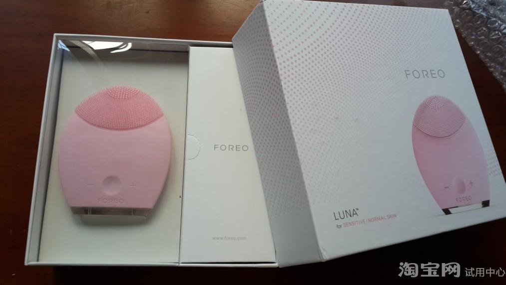 长文详细评测Foreo Luna露娜T-sonic舒缓洁面仪怎么样