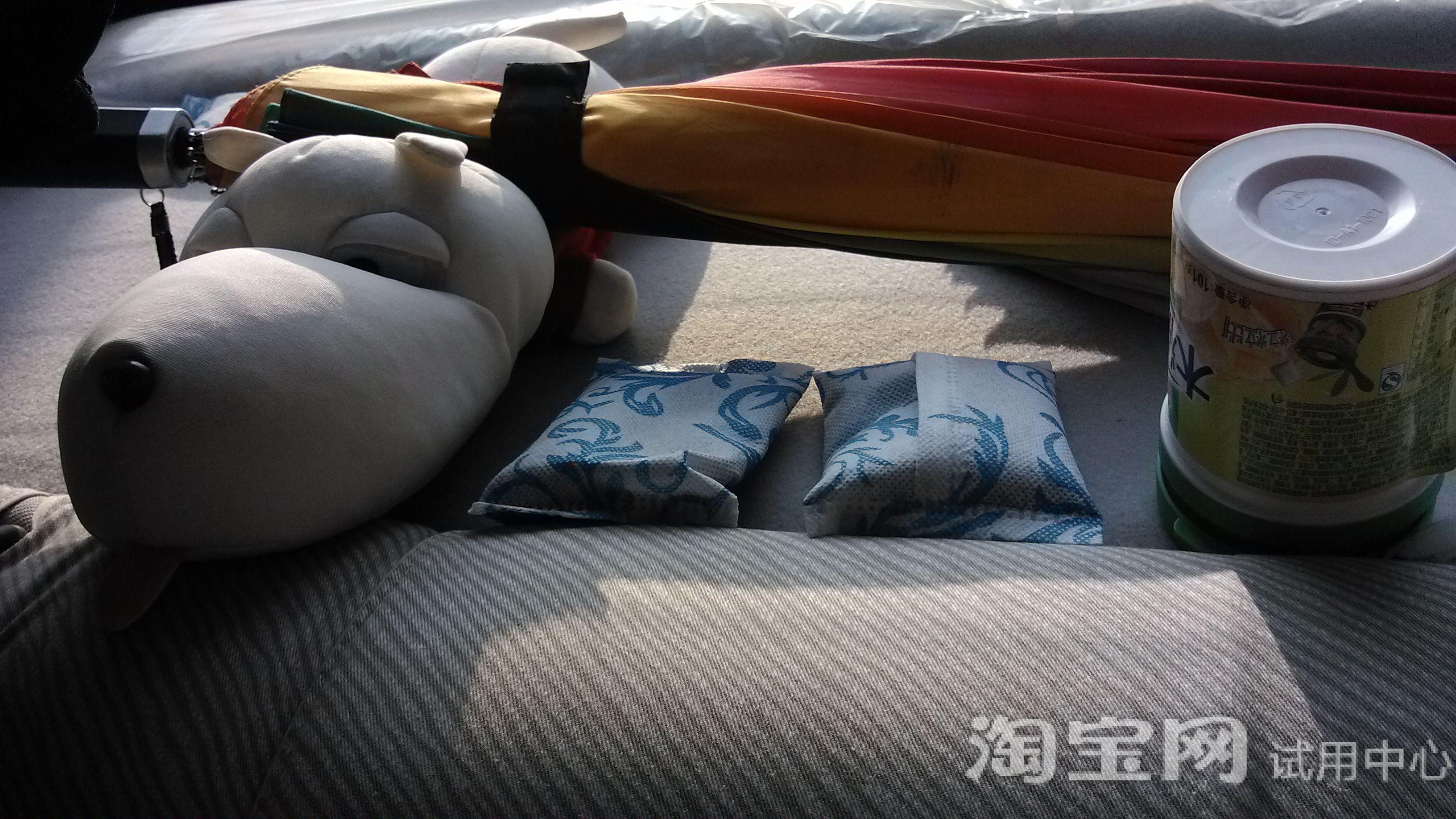 玛雅蓝车用空气净化剂除甲醛去气味真是意外的惊喜