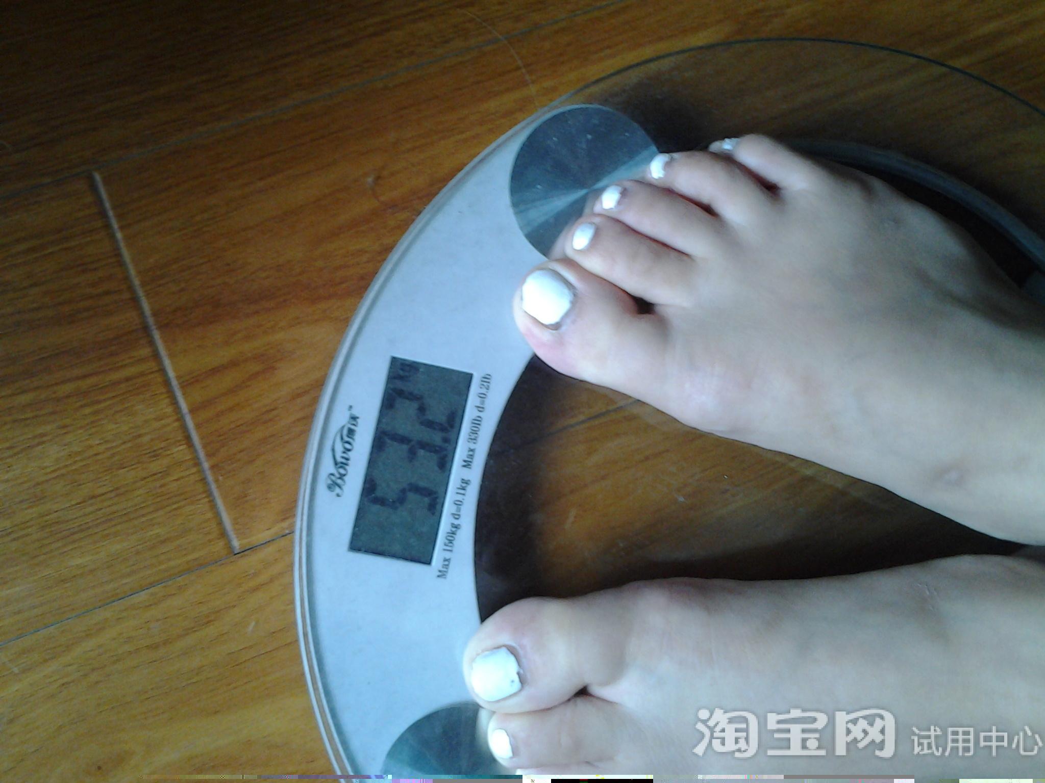 使用修正减肥药一段时间体重和腰围的变化