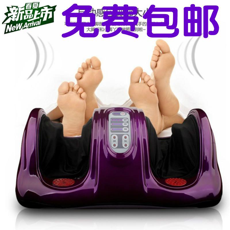 健尔马三代足疗机 脚底按摩器 家用全自动揉捻加热滚轮按摩足疗器