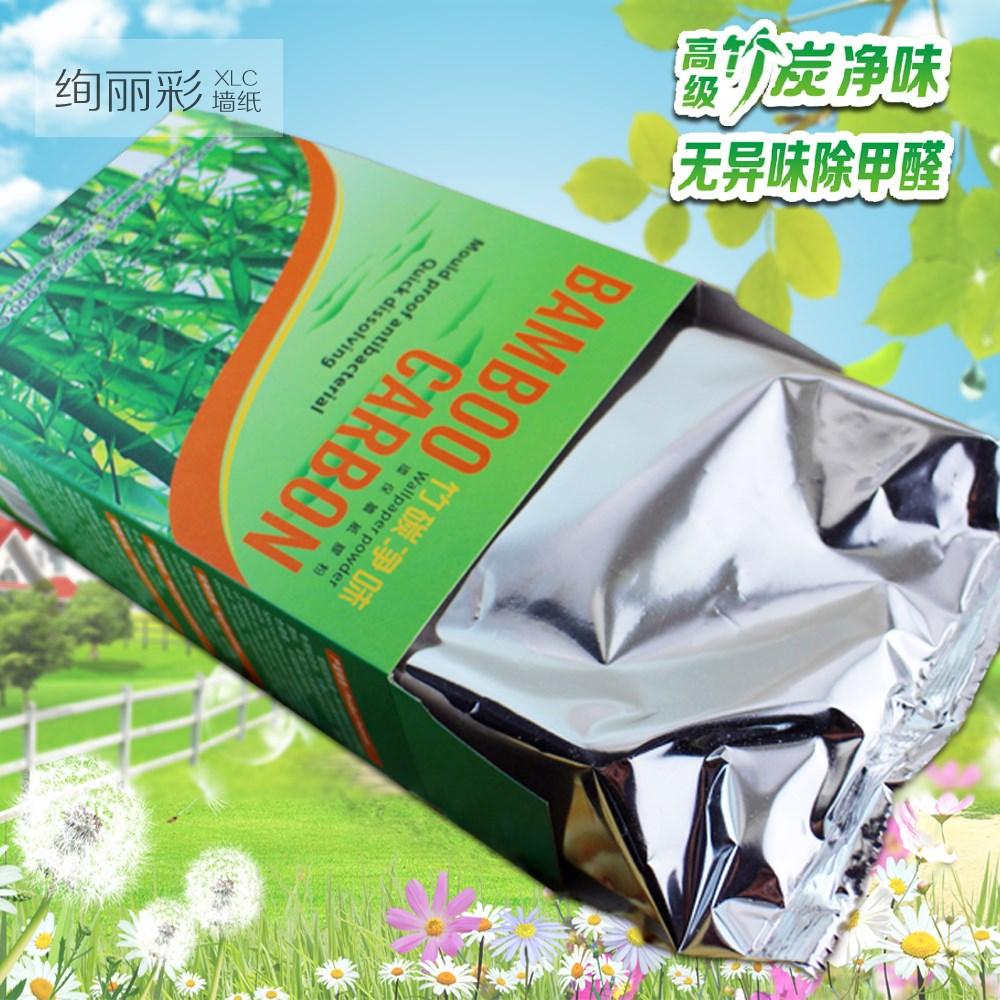 马铃薯粉墙纸胶水基膜竹炭净味环保植物胶粉辅料壁画土豆粉胶浆