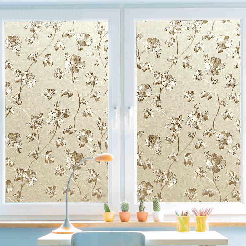 高透光不透明镜面磨砂银玻璃贴膜隔热膜反光防晒遮光遮阳窗户贴纸