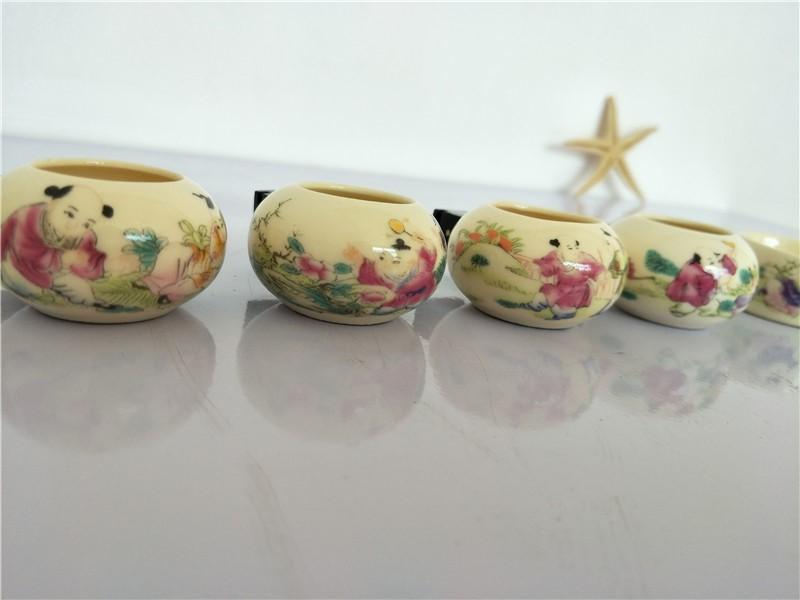 欧洲站涿州手工鸟笼红子笼鸟食罐古制瓷绝版10年前存货鸟笼鸟具天