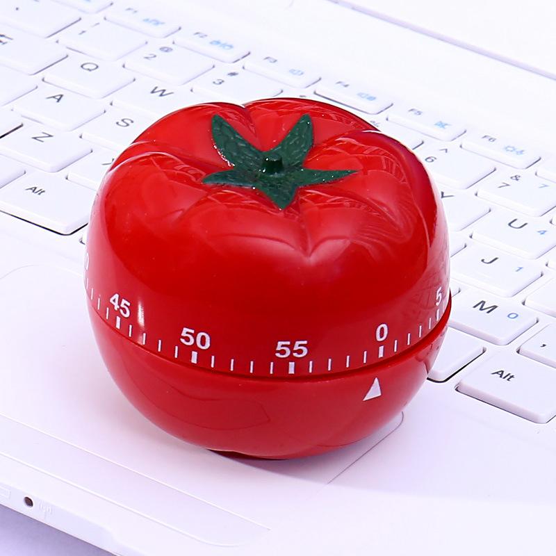 直销厨房电子计时器西红柿定时器提醒器番茄钟机械器