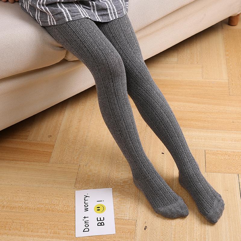 杰米本儿童连裤袜春秋款宝宝婴儿女童长筒白色跳舞打底裤连裤袜子