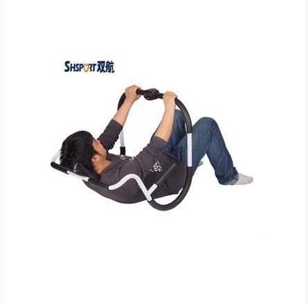 懒人健腹器ab收腹机仰卧起坐支架家用减肥瘦腰腹部锻炼健身器材