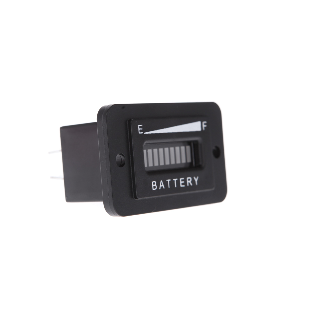 Led Battery Indicator Digital LED Battery Status Charge Indi
