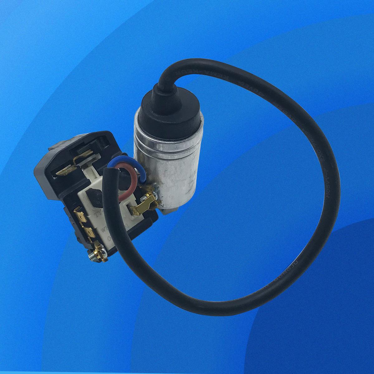冰箱(ZBS1114CY)压缩机启动器保护器TY-QZ-003-01,0060702785