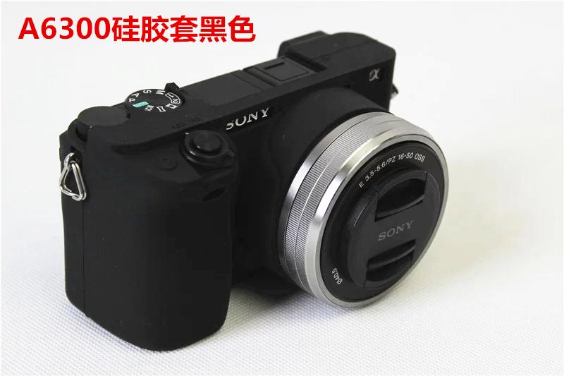 爆款适用索尼A6300 A6500微单相机包 硅胶套保护套手腕带微单包UV