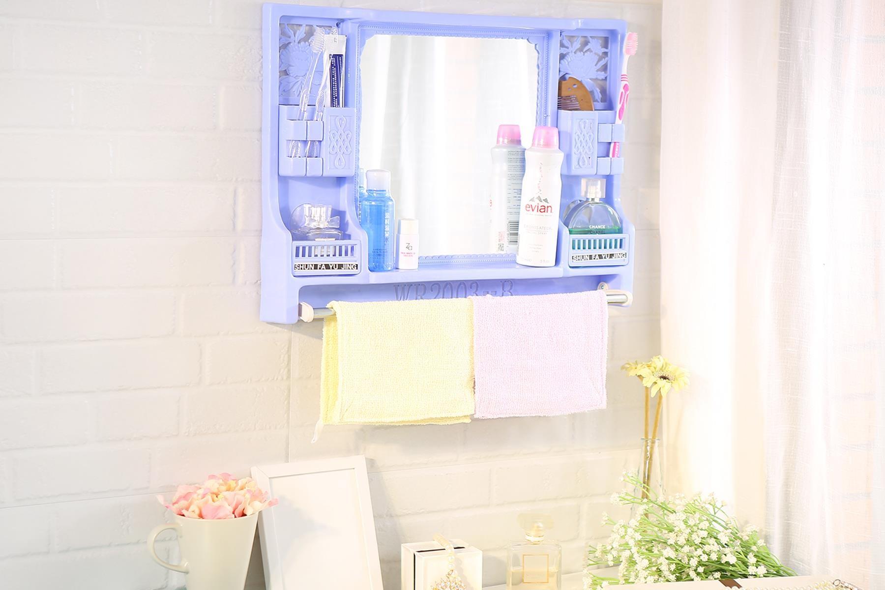 Ванная комната группа настенный поляк полотенце зеркальный шкаф зеркало коробка зеркало ванная комната ванная комната группа стеллажи
