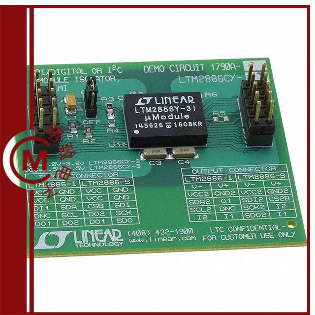 DC1790A-C〖DEMO BOARD FOR LTM2886-3I〗