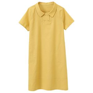 棉麻连衣裙2021夏季新款显瘦衬衫