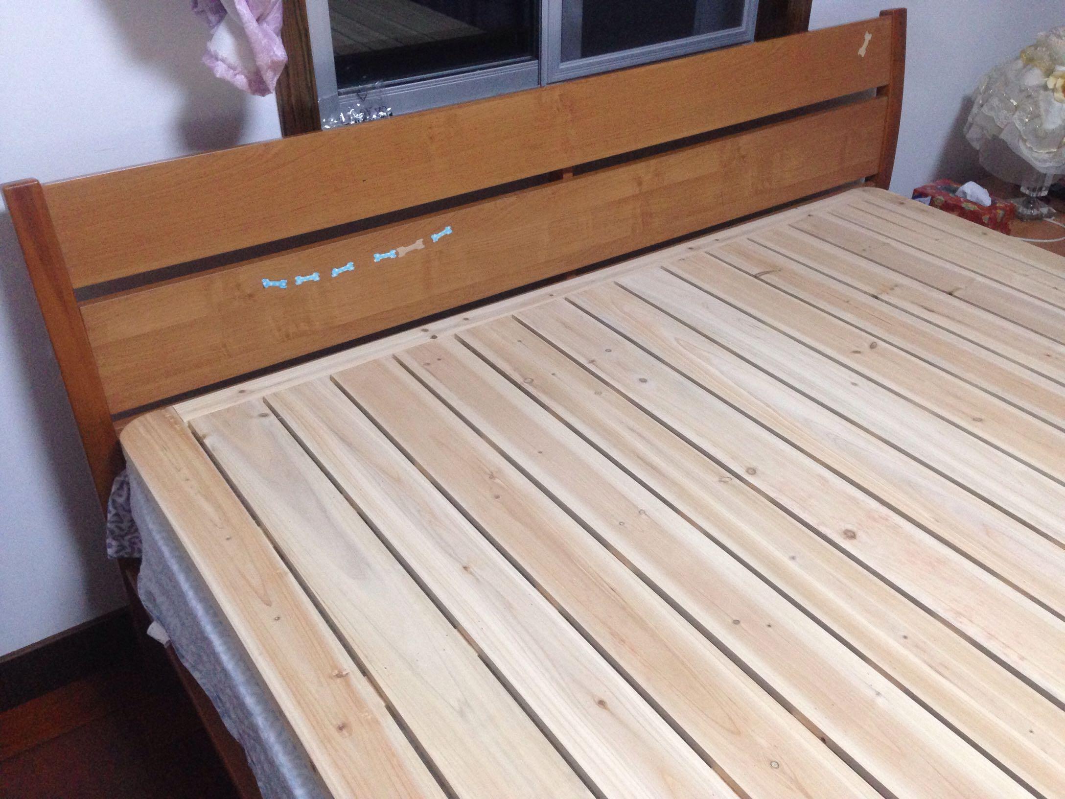 晚秋实木床板怎么样?