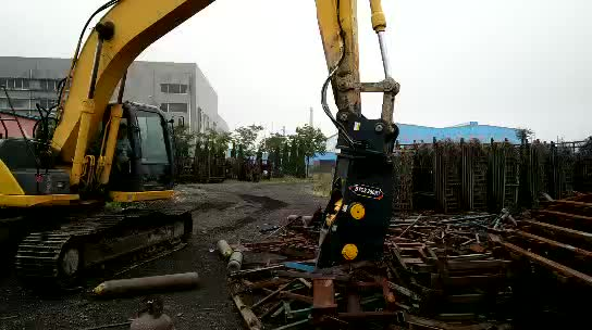 Excavator attachments manufacturer BEIYI made Hydraulic multi kit serie for sale