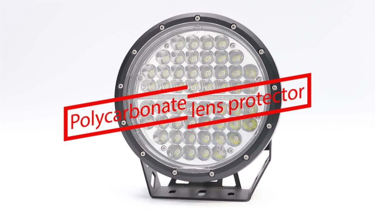 Australia Hot Sale High Power IP68 296W DRL Round 7 Inch 9 Inch Led Driving Lights For Off Road