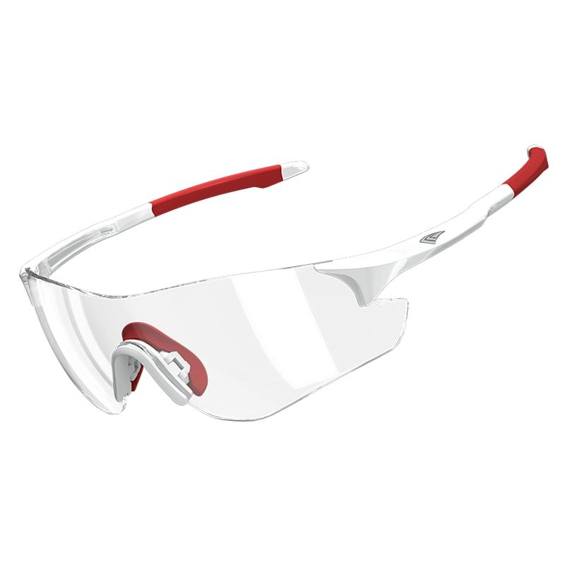 高特马拉松跑步男女偏光防风太阳镜质量如何