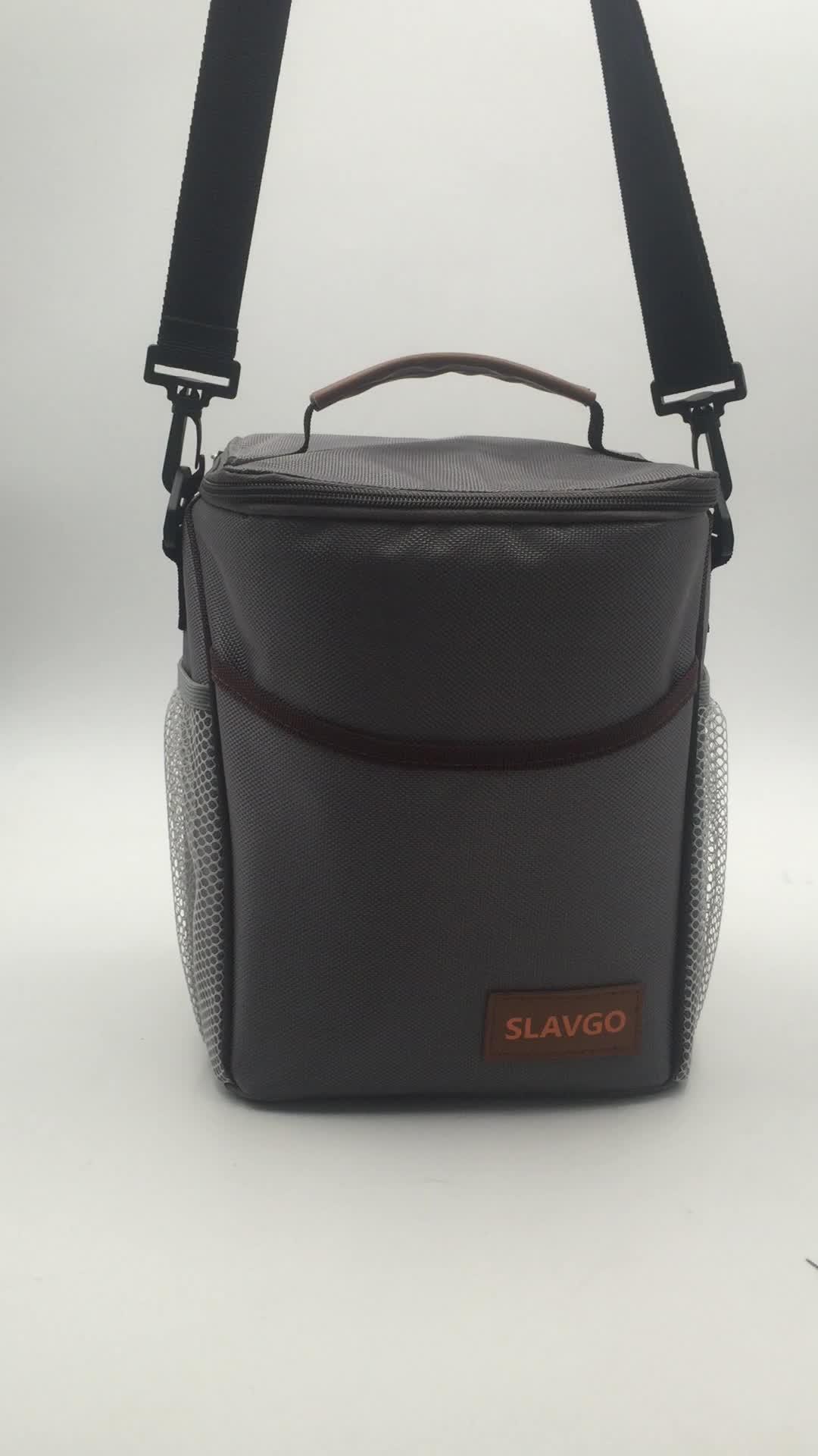 Portable Reusable Freezable Cooler Lunch Bag Buy High