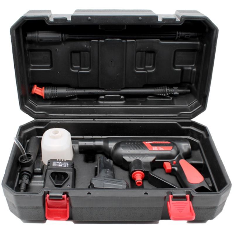 无线高压洗车神器水枪锂电车洗车机质量如何