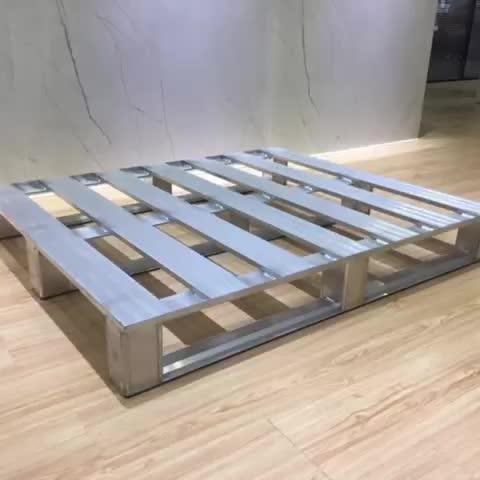 Storage Logistic Customized Clean Room Aluminium Pallet