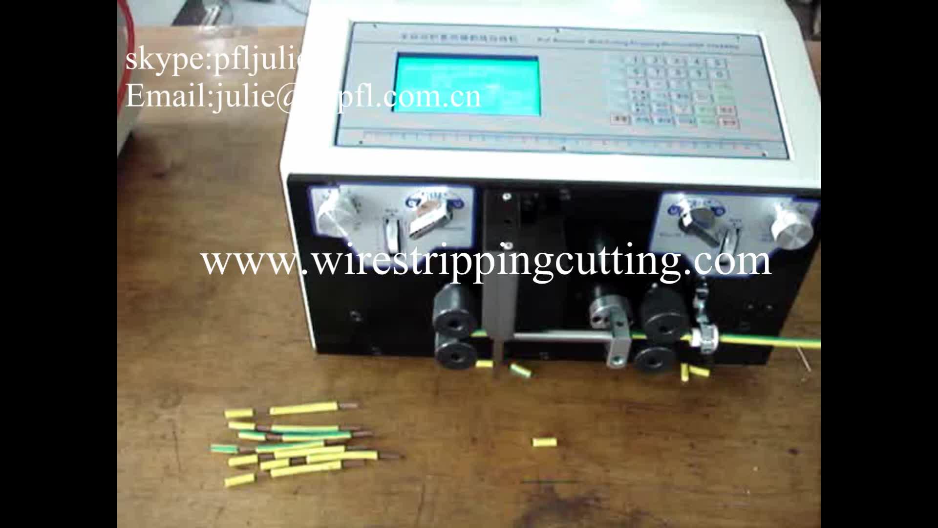 PFL-03EN Wire stripping machine,10mm2 wire stripping