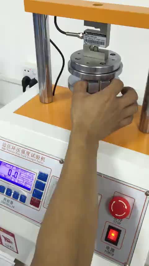 Paper Test Instruments : Paper board pin adhesion test equipment pat