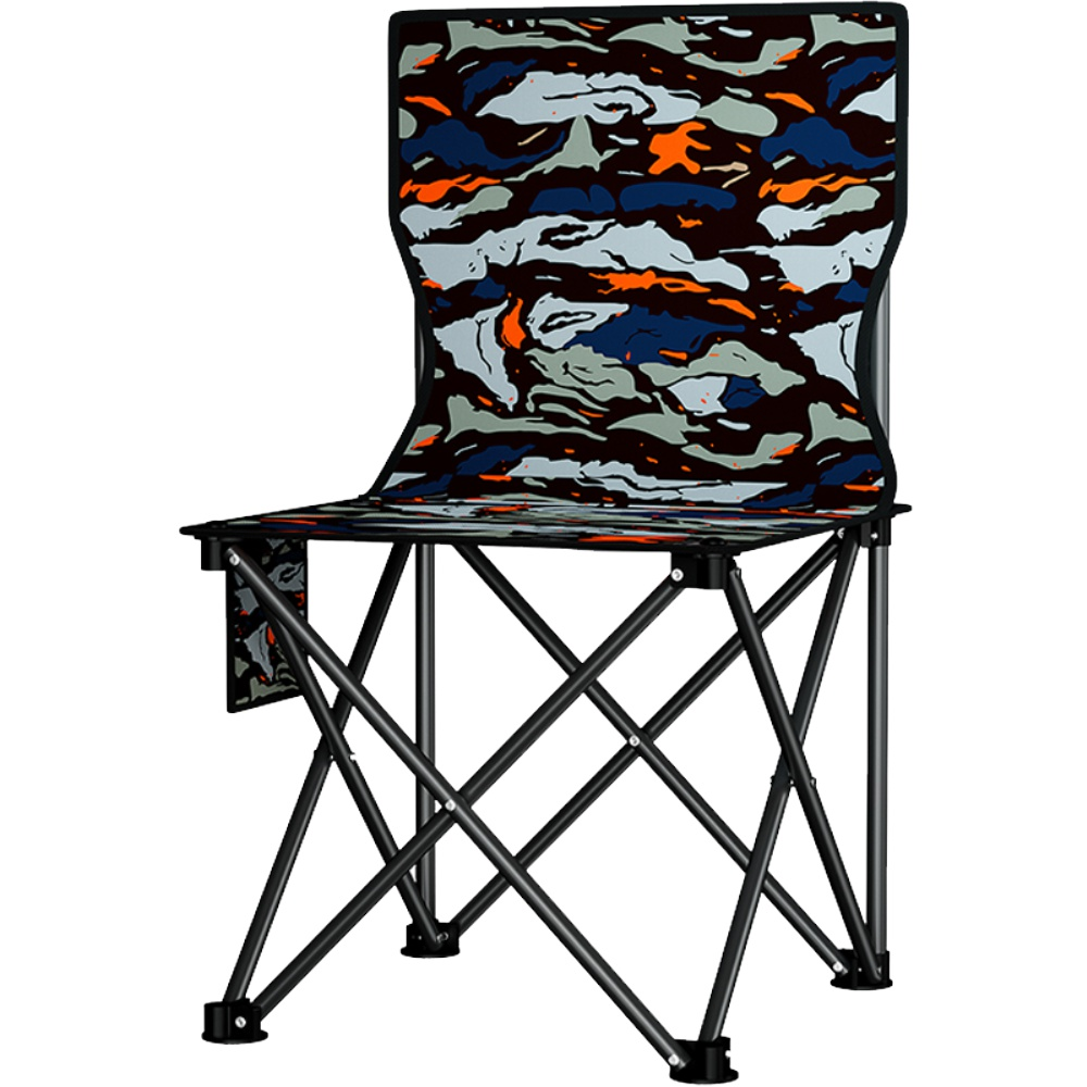 便携式户外折叠椅子小板凳靠背家用好不好用