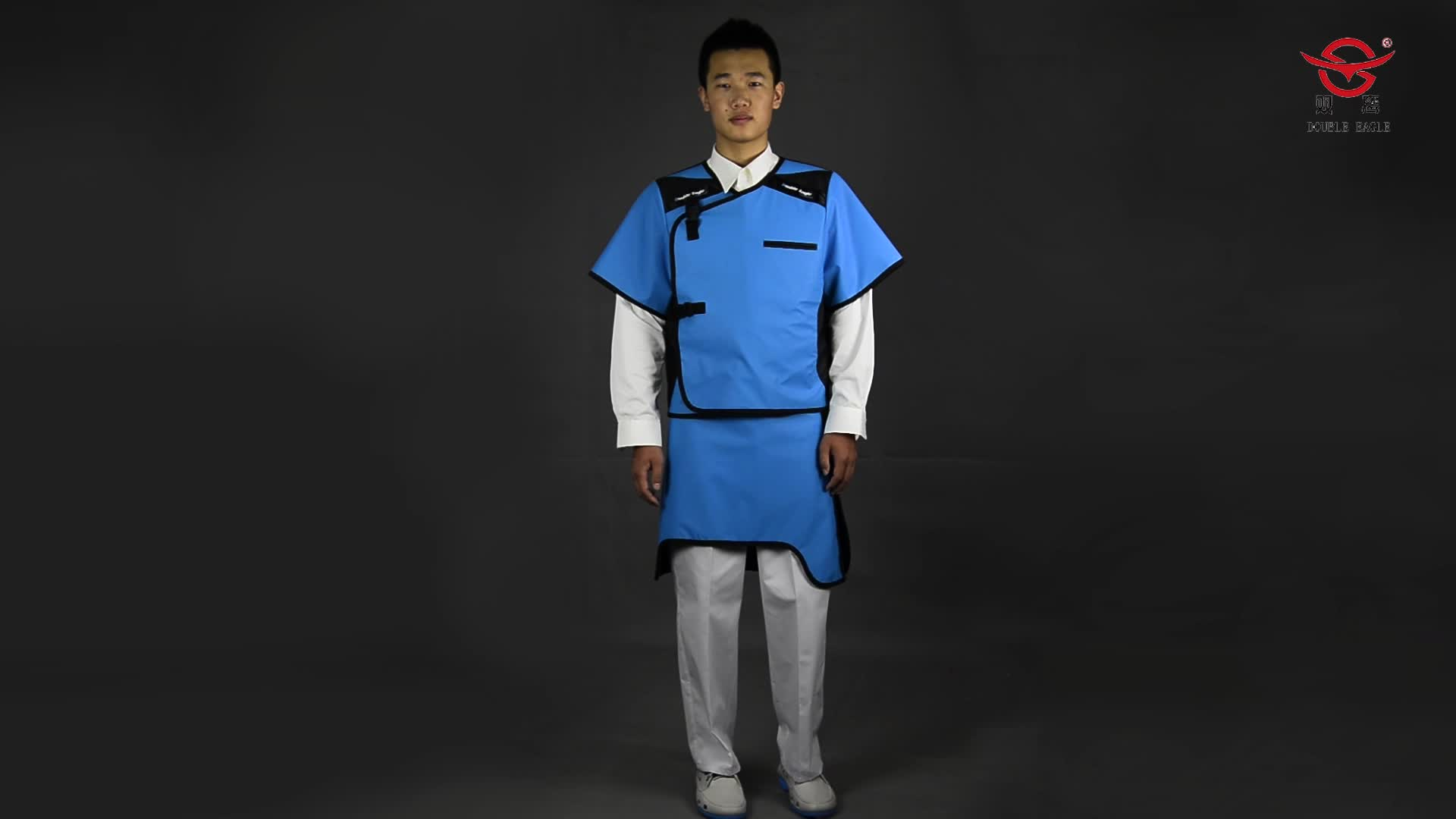 good supplier medical x ray protective lead apron lead coat with CE certificate